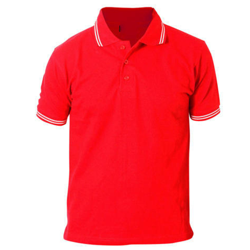 Polo T Shirt with tipping