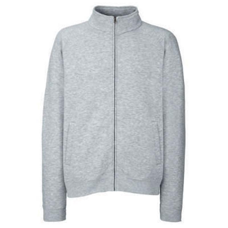 Full Zipper Sweatshirt