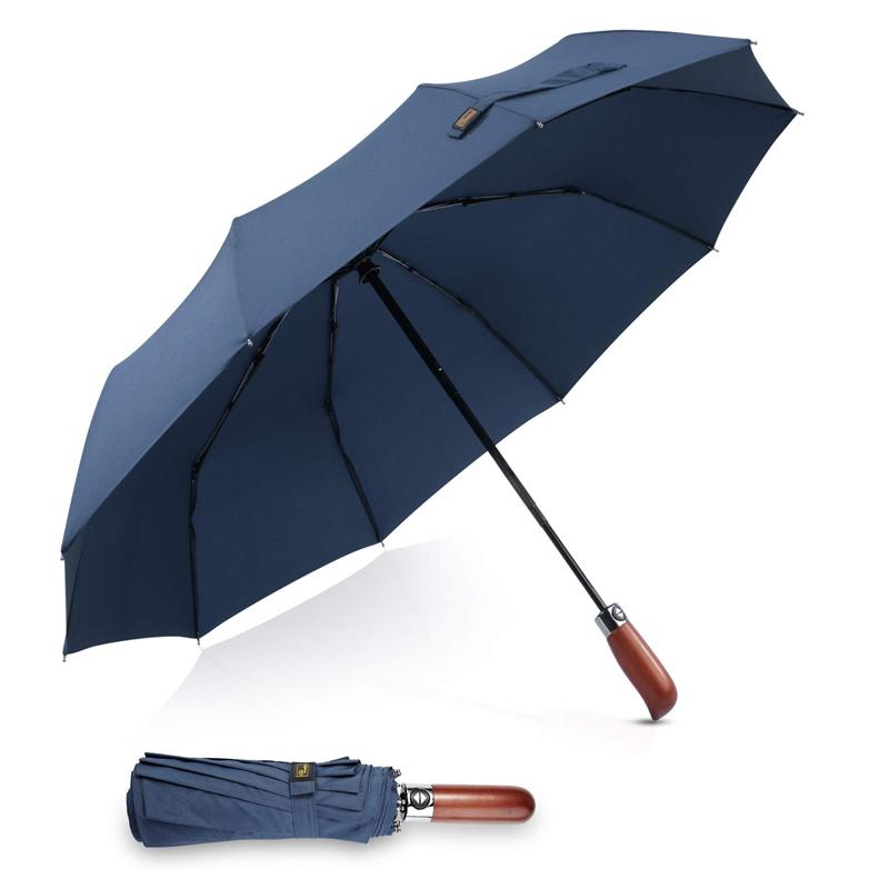 Long Wooden Umbrella 23.5..