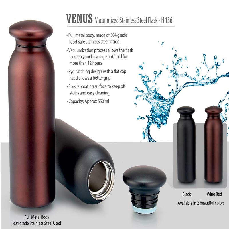 VENUS Vacuumized Stainles..
