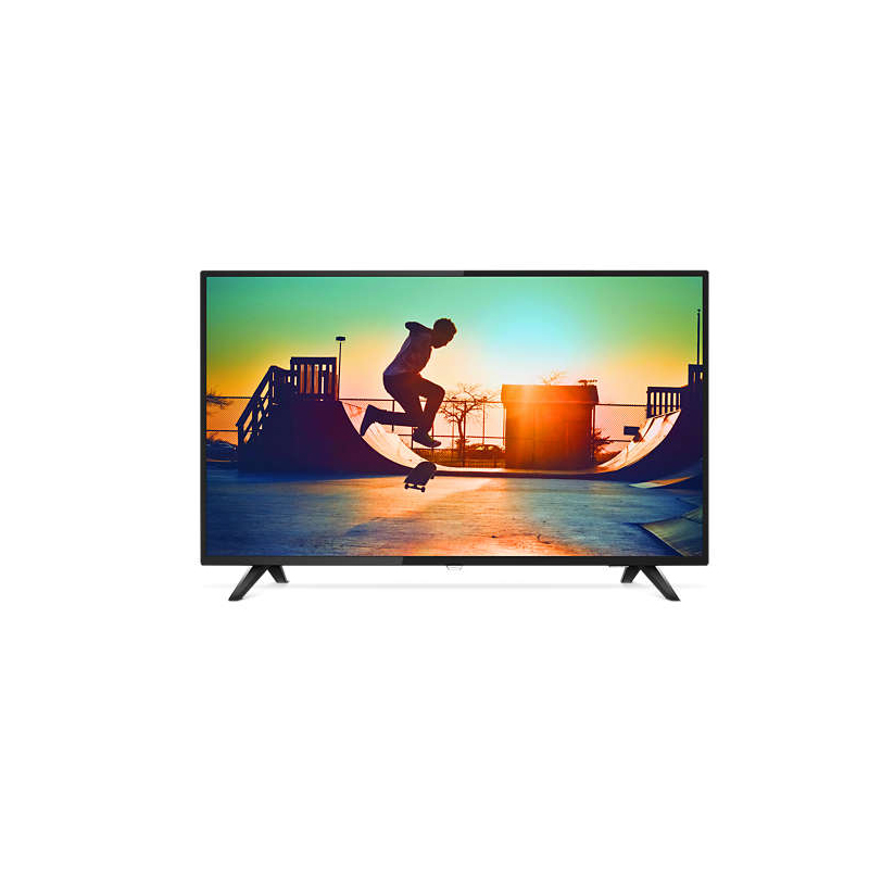 Philips Slim LED TV with ..