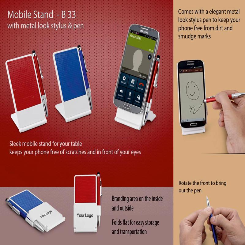 Mobile Stand - B33