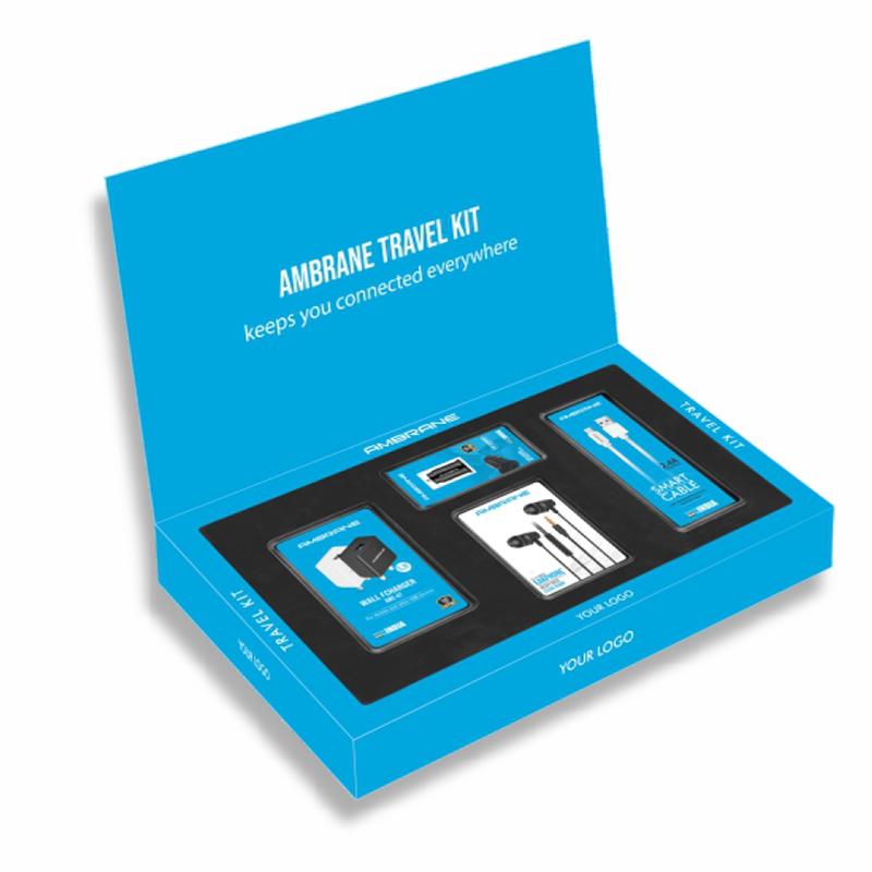 Ambrane ATK01 Travel kit