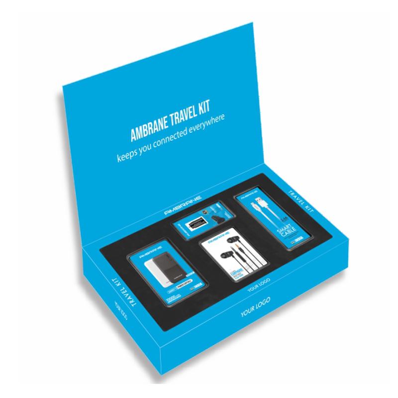 Ambrane ATK03 Travel kit