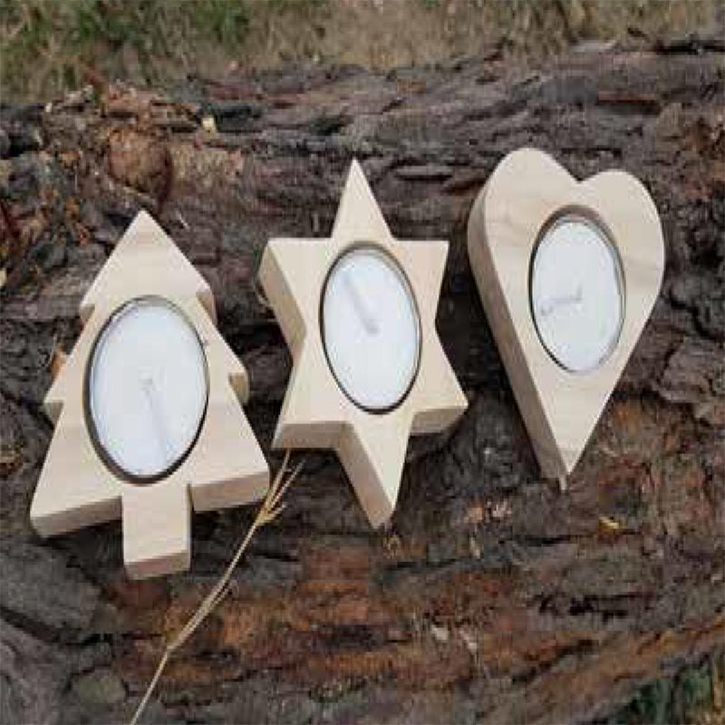 Multi Shaped Candles(Tree..