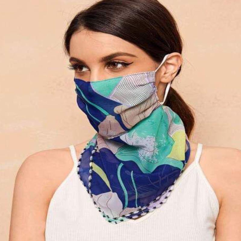 Sacrf Fashioned Face Mask..