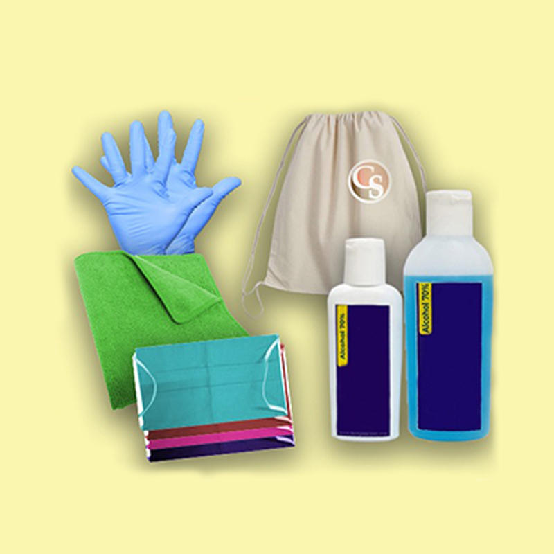 Stay Safe Gift Kit