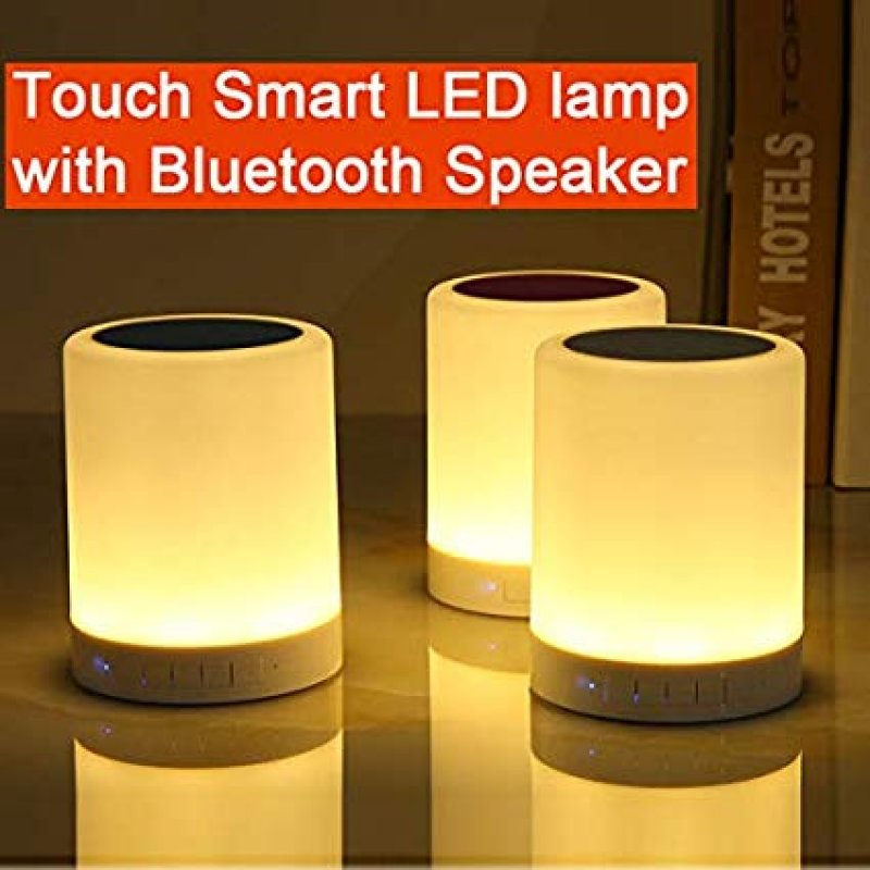 Touch Lamp with Bluetooth..